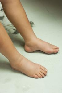 Oedeem in de voeten, enkels en benen